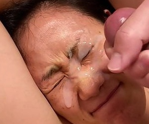 Facial,cum on face ,bukkake